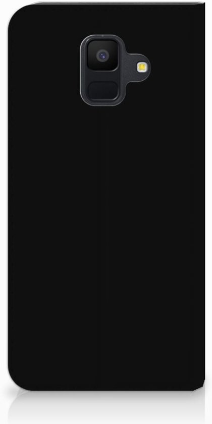 Samsung Galaxy A6 (2018) Uniek Standcase Hoesje Boho Text