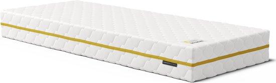 Pocketvering Matras tot 120 kg  160 x 210 cm - 7 Comfort Zones & Cocomat
