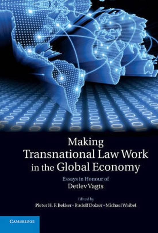 global economics essay
