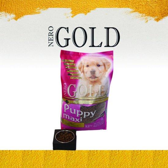 Nero Gold Puppy Maxi - 12kg
