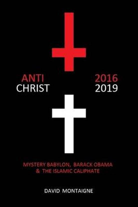 Bol Antichrist 2016 2019 9781501025396 David Montaigne