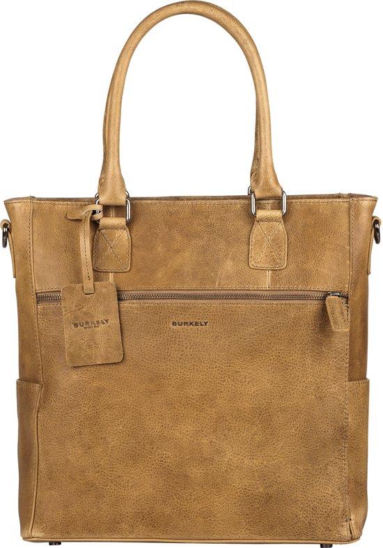 131ac50b9c9 bol.com | BURKELY Antique Avery Shopper - Shopper - Taupe