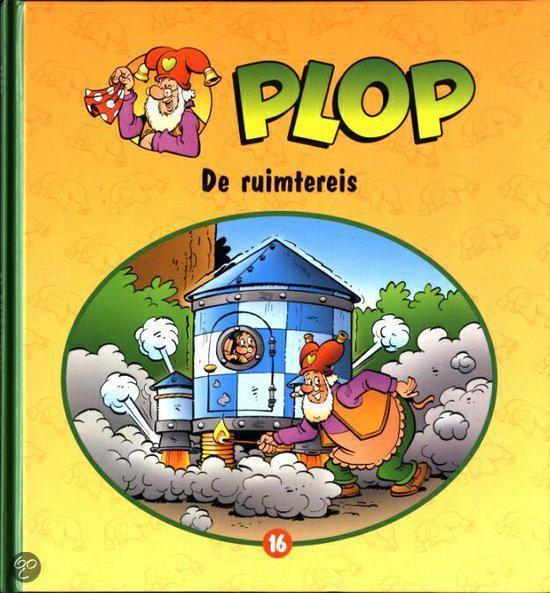 Boek cover Kabouter Plop deel 16 - De ruimtekabouter van Danny Verbiest (Hardcover)