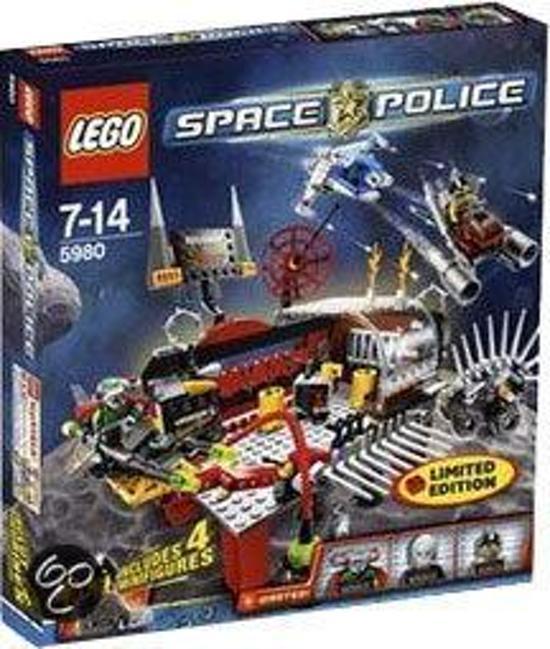 LEGO Space Police Aliën Pitstop - 5980