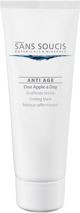 Sans Soucis One Apple a Day Anti-age Firming mask Masker 75 ml