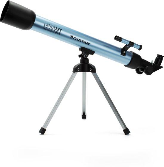 Celestron Land and Sky 50 - Telescoop - Met Statief