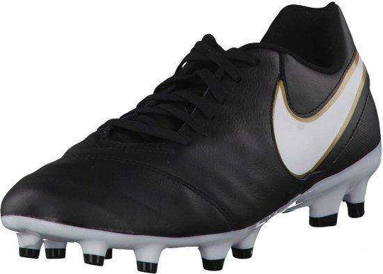 Nike Tiempo Genio Ii Cuir Fg, Soccer Masculin, Bleu, Taille: 42