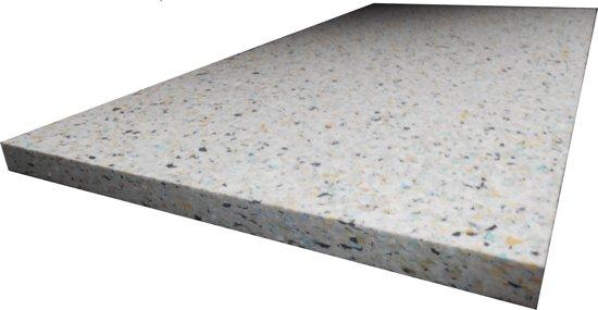 Geluidsisolatieplaten polypress 100x50x3CM (D200), 4 stuks, 2m².