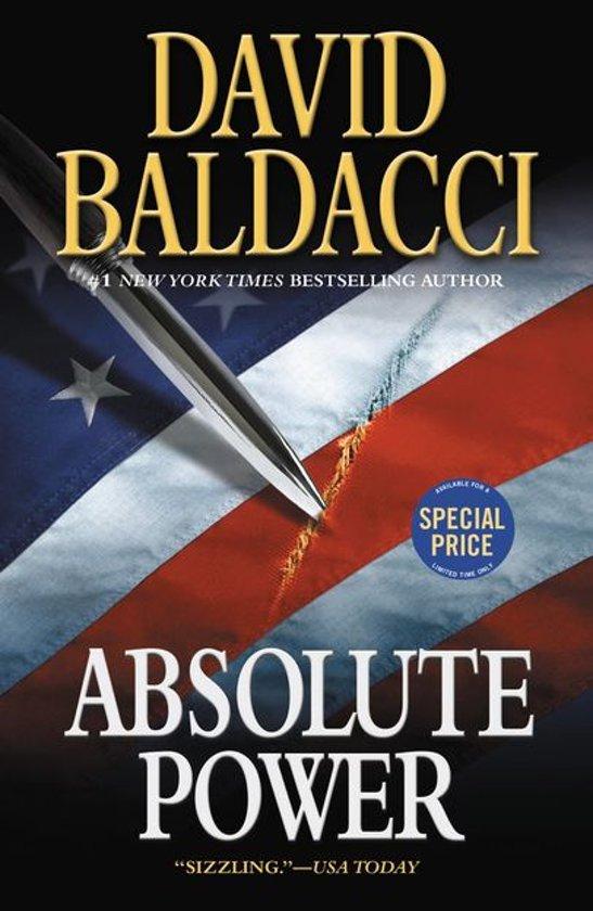 Boekomslag voor Absolute Power - Ebook
