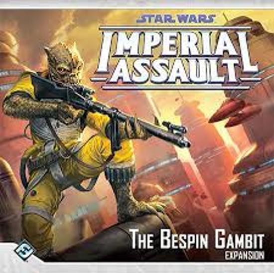 Thumbnail van een extra afbeelding van het spel Star Wars Imperial Assault The Bespin Gambit