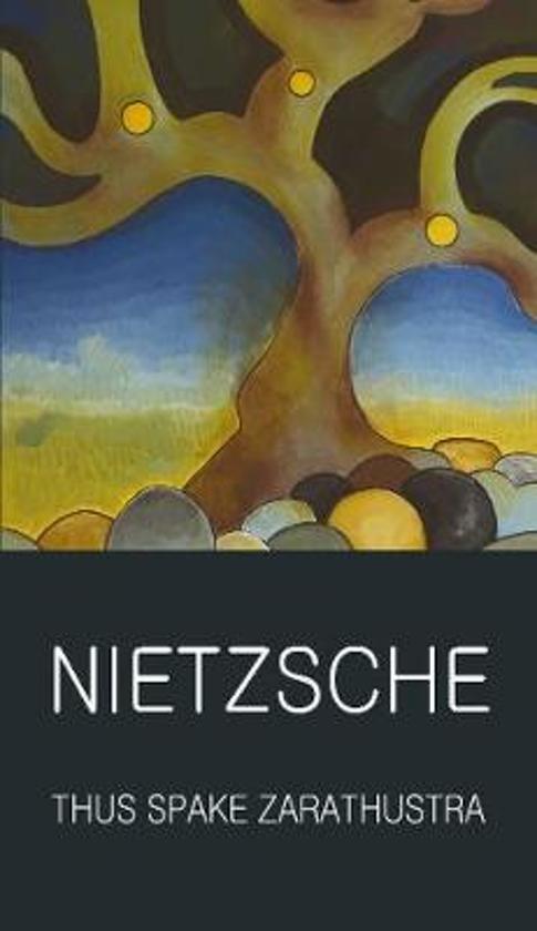 Summary So spoke Zarathustra. Philosophical novel by Friedrich Nietzsche. The idea of superman