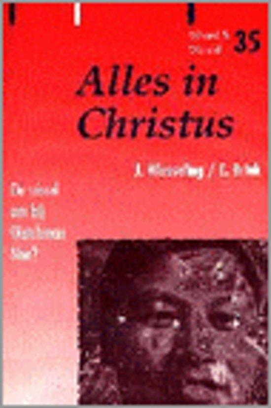 Alles in Christus - J. Wesseling pdf epub