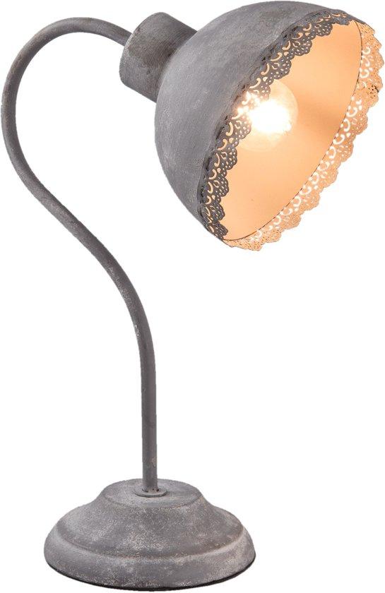Clayre & Eef Bureaulamp 15x25x35 cm / E27/max 1x60W