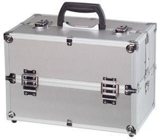 Erro Storage Gereedschapskoffer - Aluminium - EC3001