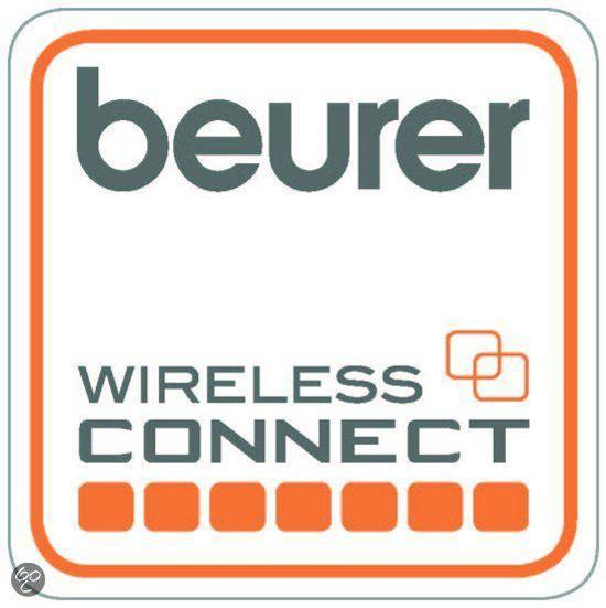 Beurer BM90 Ready for Wireless connect - Bloeddrukmeter bovenarm