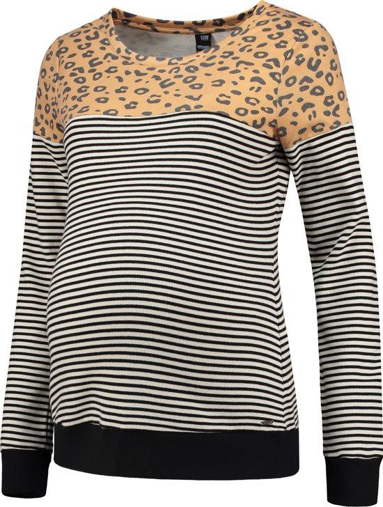 Trui Met Panterprint.Bol Com Love2wait Sweater Striped Animalprint Dessin Xs