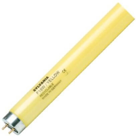 TL T8 18W yellow 590mm