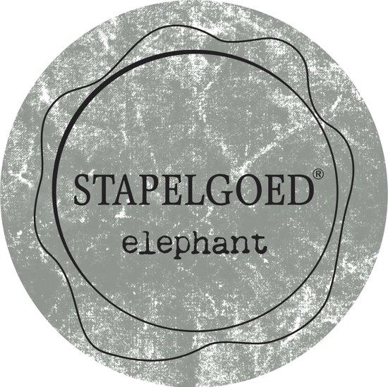 Stapelgoed - Matte Lak - Elephant - Grijs - 1L