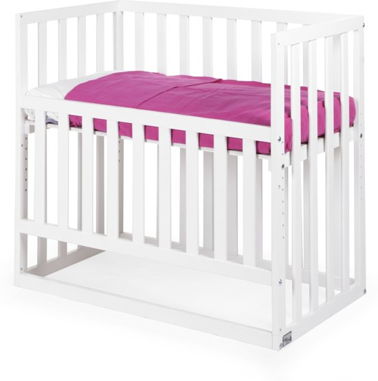 Ongekend bol.com | Childhome - Wit aanschuifbed in beuk FI-75