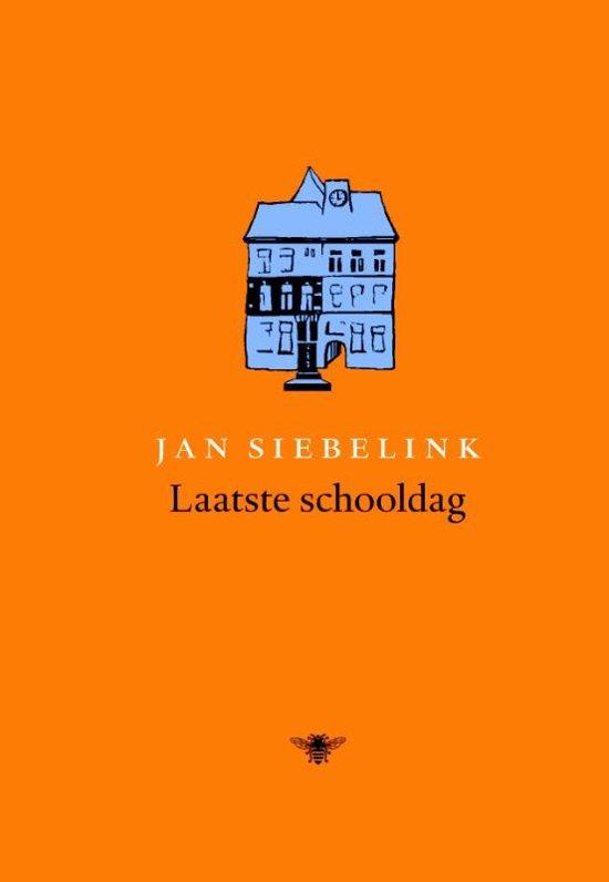 Boekomslag voor Laatste schooldag