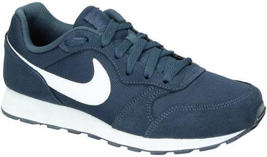 1e7b5da0012 bol.com   Nike Md Runner 2 (Gs) Sneakers Dames - Blauw - Maat 36