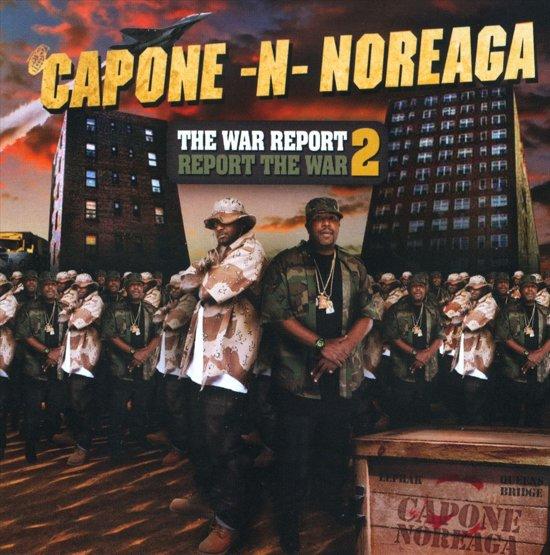 War Report 2: Report The War