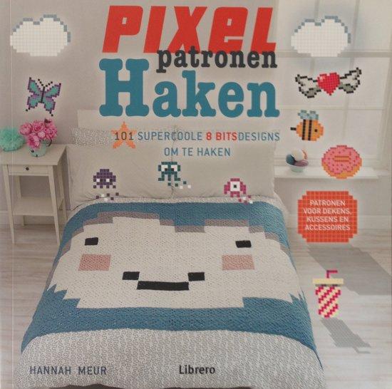 Bolcom Pixel Patronen Haken Hannah Meur 9789089986252 Boeken