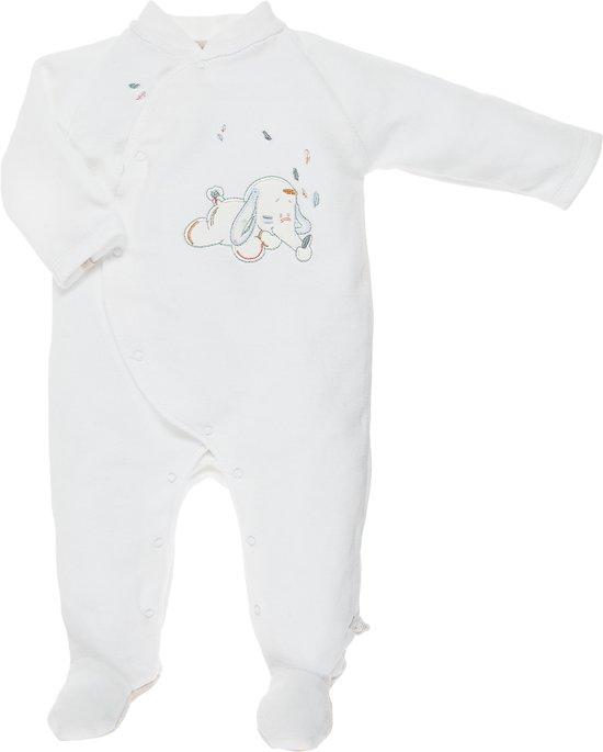 Bao & Wapi Witte Pyjama 3M