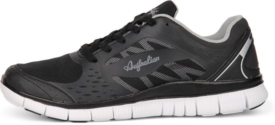 Australian - Freedom Runner - Black - 42