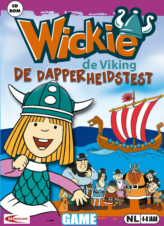 Wickie De Viking - De Dapperheidstest