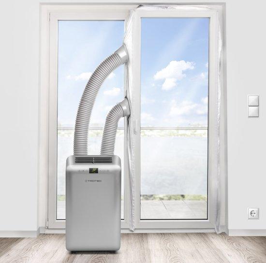 Trotec airlock 1000 deur en raamafdichting - Calfeutrage fenetre climatiseur ...