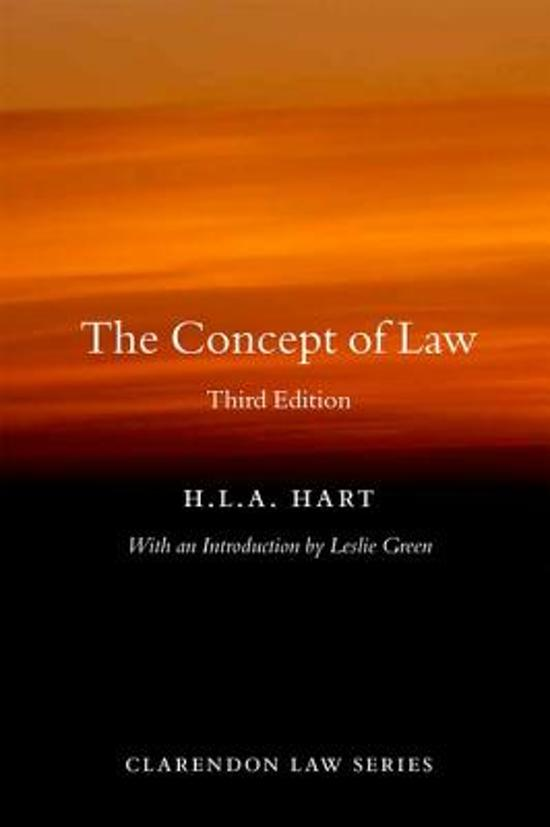 dworkin s third conception of the law Concerning the hart and dworkin debate the sequence of the debate has been hart's concept of law, published in 1961.