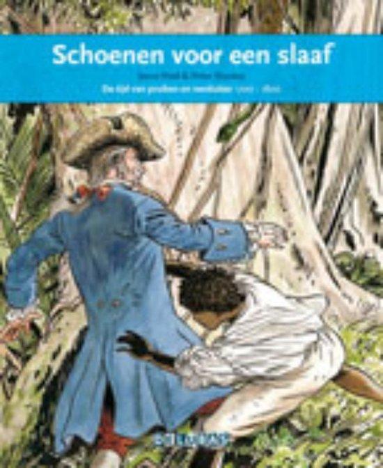 Boek cover Schoenen voor een slaaf - slavernij van Joyce Pool (Hardcover)