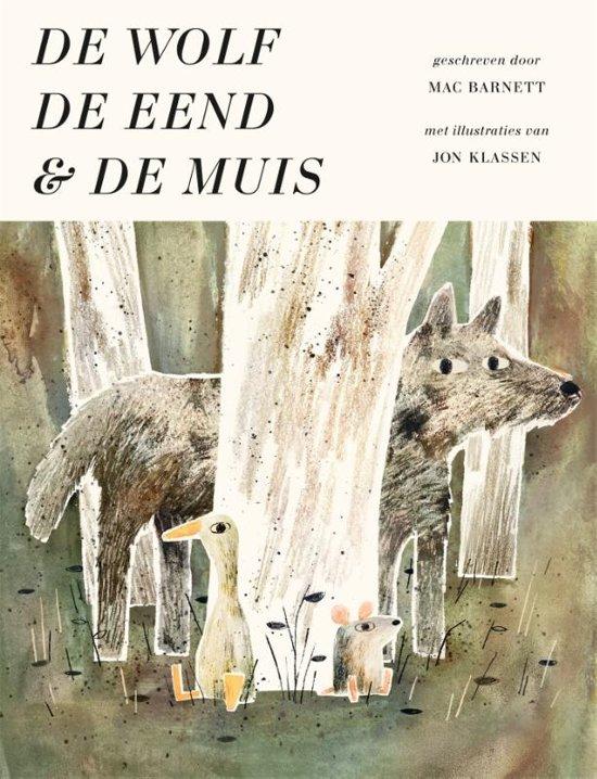 Afbeeldingsresultaat voor de wolf de eend en de muis