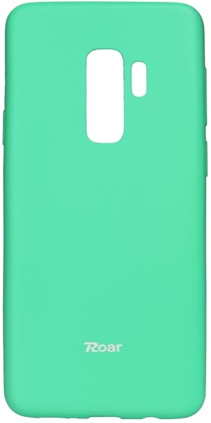 finest selection 4939b 666cc Roar 360 Jelly Case - Galaxy S9 plus - mint