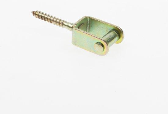 Ruro Rolgeleider gegalvaniseerd 16mm enk. 5811