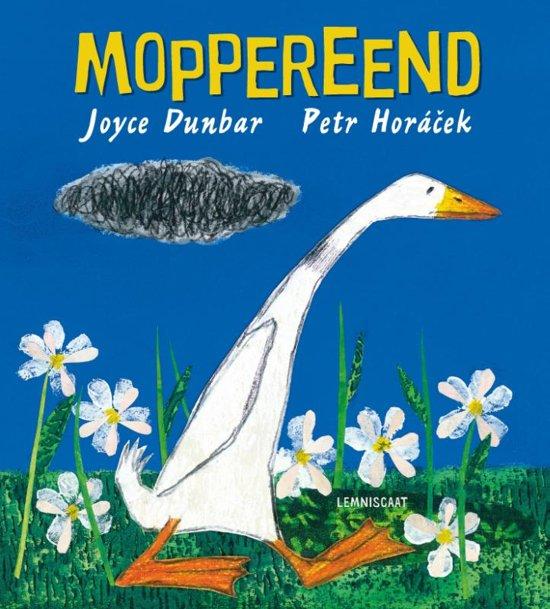 Boek cover Moppereend van Joyce Dunbar (Hardcover)