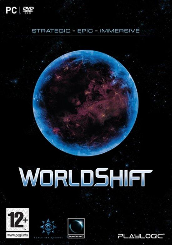 WorldShift  (DVD-Rom) - Windows