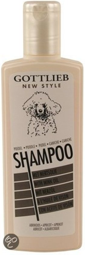 Gottlieb Shampoo Poedel Apricot 300 ml