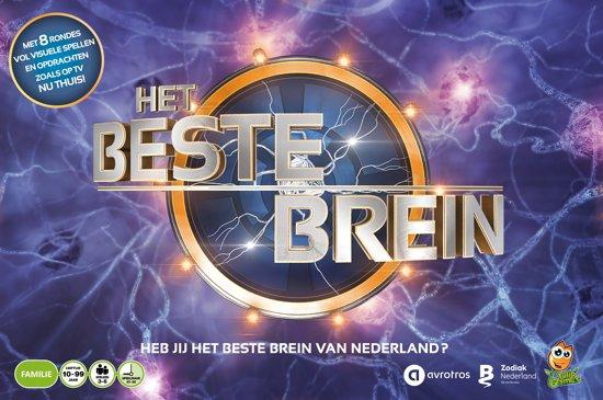 Thumbnail van een extra afbeelding van het spel Het Beste Brein van Nederland