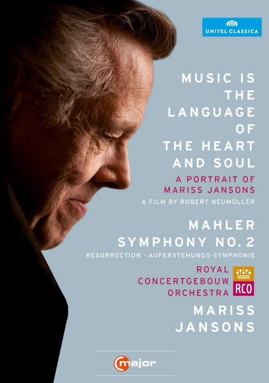 Mariss Jansons - Music Is The Language Of The Heart And Soul