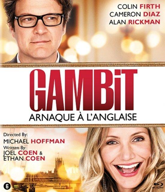 Cover van de film 'Gambit'