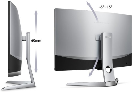 BenQ EX3200R - Curved Gaming Monitor (144 Hz)
