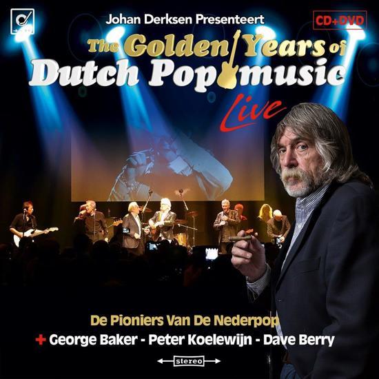 Golden Years Of Dutch Pop Music Live (CD+DVD)