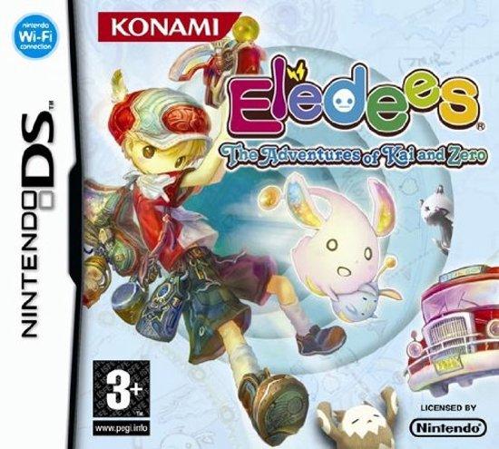 Eledees: The Adventures of Kai and Zero /NDS kopen