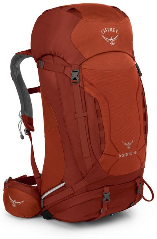 Osprey Medium Dragon large 58 Kestrel Red JFl1TKc