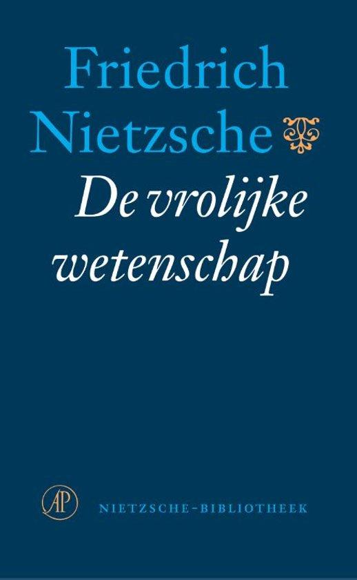 Nietzsche-bibliotheek - De vrolijke wetenschap