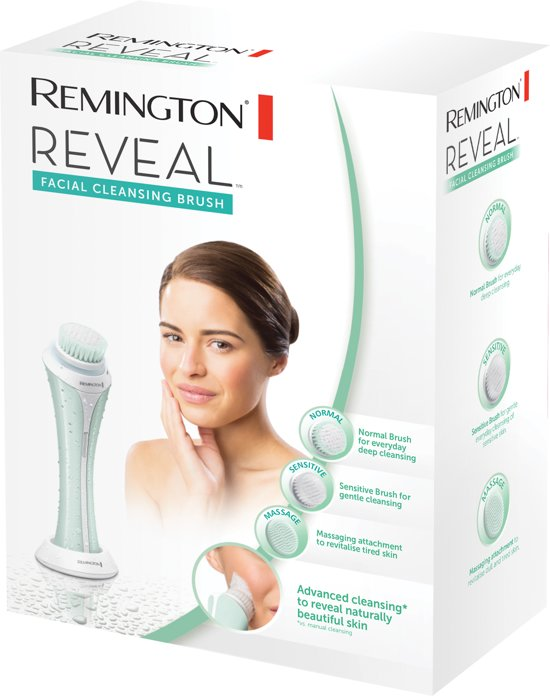 Remington FC1000 Facial Cleaning Brush