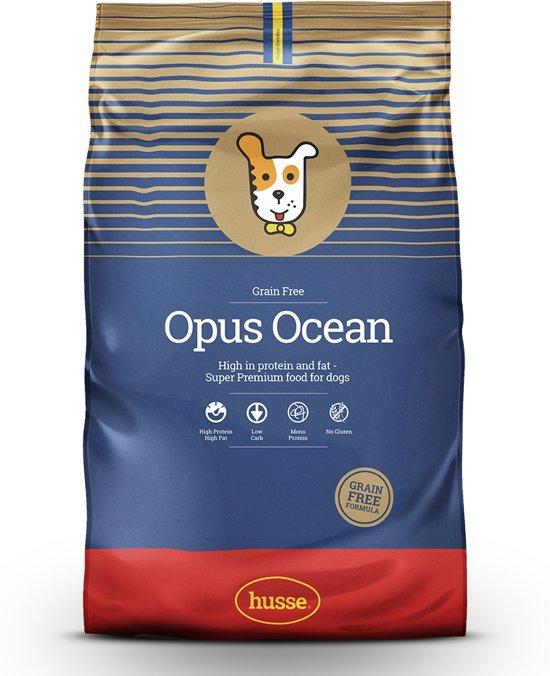 Husse Opus Ocean graanvrij hondenvoer 12 KG