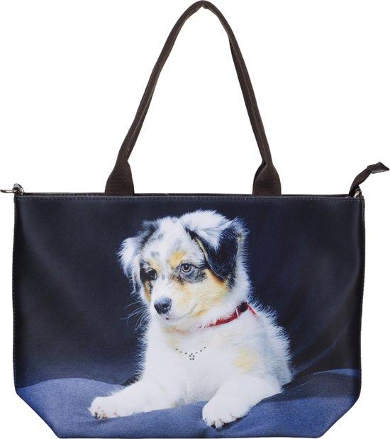 db25e10fca1 bol.com | Handtas groot hond-